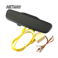 Wholesale Auto Taxi Meter Rearview Mirror LED Display Taximeter