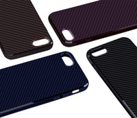Wholesale Bulk iphone cases cell phone case carbon fibre pattern case for iphone S plus iphone plus