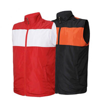 Wholesale Hot sale new V Golf vest sleeveless Golf clothing colors S XXL size in choice for Golf waistcoat