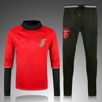 benfica shorts - thai quality SL Benfica jacket red Training suit kits soccer Jersey RAUL MITROGLOU PIZZI football shirts