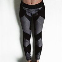 Mid best graphics - 2016 Best Selling fashion Women s Black White Graphics Digital Printing Sexy Yoga Sports Leggings Women