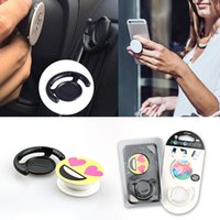 car stand - PopSockets Clip Stand and Grip Mount Pop socket Combo for iPhone Car Holder Tablets Bracket Phone Holder for Iphone MOQ