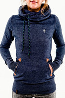 Wholesale The explosion of autumn and winter fashion hooded long sleeve pocket embroidered Hoodie