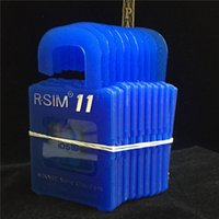 Wholesale new R SIM RSIM11 RSIM Unlock Card for iphone plus s se S S rsim ios X G G CDMA Sprint AU Softbank SB WCDMA GSM