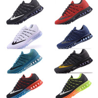 air floor - 2016 Running Shoes Kids Men Retro Cushion Air White Max Sport Shoes Sports Boots Sneakers Maxes boots