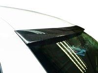 audi roof spoiler - CARBON FIBER A4 S4 E B6 B7 SEDAN REAR WING WINDOW ROOF SPOILER