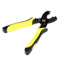 Wholesale 8 quot Wire Stripper Cable Cutting Scissor Stripping Pliers Cutter mm