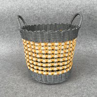 antique laundry basket - 2016 New Storage Baskets Bins Kids Room Toys Storage Bags Bucket Clothing Laundry Bag optional color All handmade