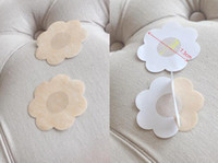Wholesale Womens Sexy Disposable Cubrepezon Nipple Cover Patch Breast Nipple Pad Petals Sin bra pack pack