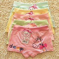 Briefs baby boxer dogs - Blue Dog children underwear cotton underwear lovely baby underwear a special offer