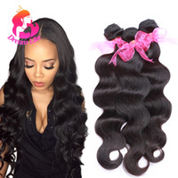 Brésilienne Body Wave 4 Bundles 7A Grade Brésilienne Cheveux Corps Vague Ongles Cheveux Tissu Affordable Mink Brazilian Virgin Hair Extensions