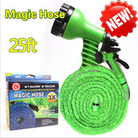 Wholesale New Expandable FT Car Wash Pipe in Spray Gun Modes High Pressure Washing Multi functional Water Gun for Garden Watering car Cleaning