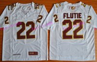 american football shirts for sale - American Football Doug Flutie College Jerseys Shirt Sports For Sport Fans Third Alternate White All Stitched Top Quality On Sale