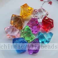 acrylic table wholesalers - Wedding Vase Fillers by Acrylic Crystal Stones Ice Rocks table scatter beads