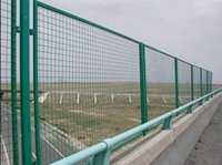 Wholesale Standard Galvanized Welded Wire Fence Panels High Quality Garden Fence Panels for Garden and Road Security