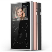 achat en gros de joueur de résolution-Vente en gros - FIIO X1II X1 II 2ème génération (carte + 16 Go) 192 kHz / 32 bits Lecteur de musique sans perte portable haute résolution Bluetooth 4.0 D / A