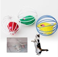 Pet Cat Lovely Kitten Gift Funny Play Toys Мышь Ball Лучшая игрушка для кошек Dog Pet Supplies