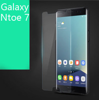 Wholesale Note S7 Edge S7 S6 Edge S6 Edge Plus Note Edge Full Cover D Curved Side Tempered Glass Screen Protector H