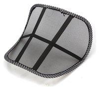Wholesale Black Mesh Lumbar Back Brace Support Car Seat Chair Cushion