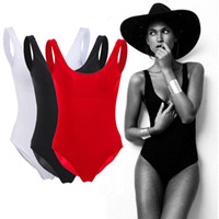 Wholesale 2017 HOT SELLER Women s One Piece Swimwear Bikini Swimsuit Sexy Lingerie Leotard Thong Bodysuit Monokini Body Suits S M L XL
