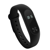 Wholesale In Stock Original Xiaomi Mi Band Miband Band2 Wristband Bracelet Smart Heart Rate Fitness Tracker Touchpad OLED Strap xiaomi