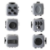 american educational toys - 11color New Fidget cube the world s first American original decompression anxiety DIY Educational Toys for Girl Boys Adult Christmas