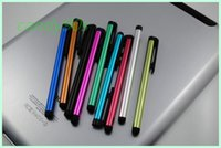 Wholesale Capacitive Stylus Pen Touch Screen Pen For ipad Phone iPhone Samsung Tablet pc