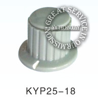 Wholesale Potentiometer knob Bakelite knob KYP25 J aperture MM gray
