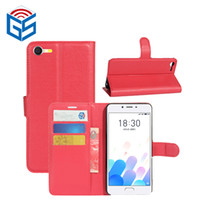 TPU case consumer - List Consumer Products Flip Back Cover For Meizu E2 Meilan E2 M3X PU Leather Wallet Case