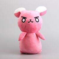 al por mayor conejo animales de peluche de color rosa-NUEVA llegada 12
