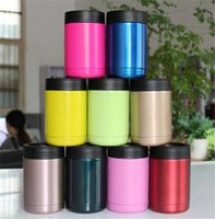 Wholesale 12oz Color Yeti Rambler Tumbler no logo Stainless Steel Vacuum Insulated Cup Double Walled Travel Mug Car Cup