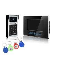 XSL-V70T-IDS câblé villa vidéo porte téléphone 7