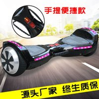 Wholesale 2017 New Hoverboard Inch Two Wheels Electric Scooters Smart Balance Wheel Drifting Board Self Balancing Scooter Skateboard