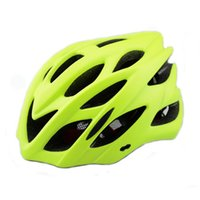 Wholesale Ultralight Integrally molded Cycling Helmet Outdoor Protection MTB EPS PC Anti hit Sport Bicycle Helmet g