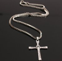 Pendant Necklaces best passion - Best gift Bursts Torre more speed and passion pendant cross bracelet selling WFN381 with chain mix order pieces a