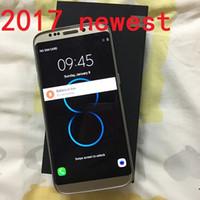 Precio de Teléfono celular 3g wcdma-DHL freeshipping el teléfono elegante HD del andriod del borde de la superficie G8 de 5.5 pulgadas curvó los teléfonos celulares del borde del andriod del marco 3G del metal