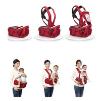 Wholesale SUNVENO New Design Infant Toddler Ergonomic Baby Carrier with Hipseat For Baby Infant Toddler Kids M
