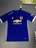 Wholesale new Colo Colo University of Chile jerseys football shirt Running Jerseys SoccER Thai quality