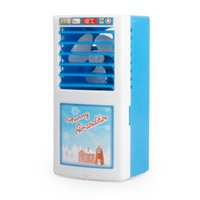 Wholesale Mini Simulation air condition educational toy for kid lovely classic electric furniture toy the best gift for children