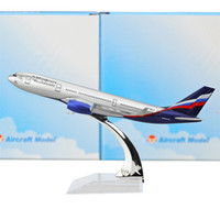 aeroflot airlines - The Russian International Airlines Aeroflot Russian Airlines Airbus cm Arplane Child Airplane Models Toys Birthday Christmas Gift For Mens
