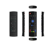 Wholesale MX3 Wireless Remote Control fly Air Mouse Mini Keyboard Ghz For mini pc HTPC Laptop smart tv Android TV Box