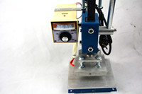 Wholesale Manual Hot Foil Stamping Machine Leather Printer CreasingMarking Press Machine Embossing Machine x13