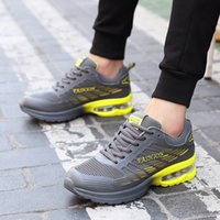Wholesale Shoes men s low to help the trend of breathable mesh shoes autumn new men s Korean version of the air tide