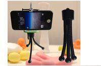 Wholesale Universal I Type Flexible Mini Portable Tripod Stand Stander Holder Hold for Phone Mobile Gopro Digital Camera Webcam