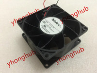 Wholesale For Nidec V35132 F DC V A x80x38mm wire Server Square Cooling Fan