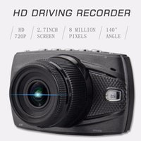 Wholesale Professional P Inch Screen Car DVR Camera Driving Recorder Degree Angle Million Pixels Recorder For Vehicle
