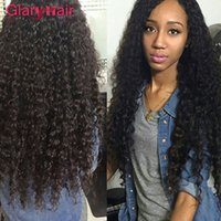 Wholesale Mink Brazilian Peruvian Malaysian Raw Indian Hair Weave Bundles Virgin Kinky Curly Human Hair Extensions B Natural Hair Weft