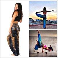 Cheap Wholesale-Women Yoga Leggings Fish Scale Sport Gym Fitness Pants Gradient Color ladies Sports pants Sexy pants A0623