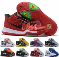 air signature - 2017 New Arrival Kyrie Irving Signature Game Basketball Shoes for Men Top quality Mens Kyrie s Air Cushion Sports Training Sneakers