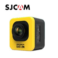 Wholesale amera Photo Sports Action Video Cameras SJCAM Original M10 Action Camera Diving M Waterproof Camera Underwater P Sport Camera Conn